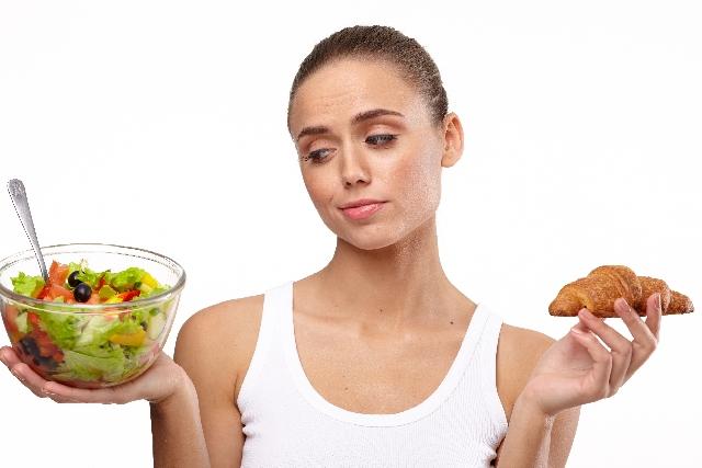 不正確的飲食習慣