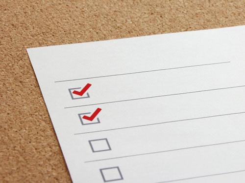 リッチグリーン解約のためのチェックリスト