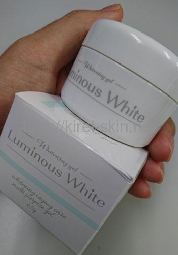 ルミナスホワイト(Luminous White)の外装