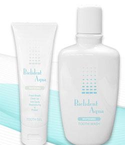 ビエリデントアクア(Bielident Aqua)を1ヶ月使用してみました