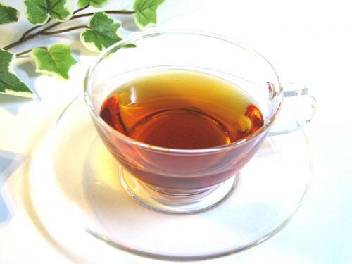 麗白茶屋の飲み方