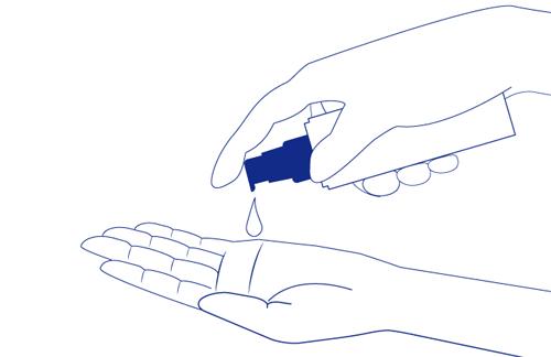 ホロベル(HOLLO BELL)の使用方法1