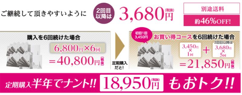iマイクロパッチ定期購入価格2