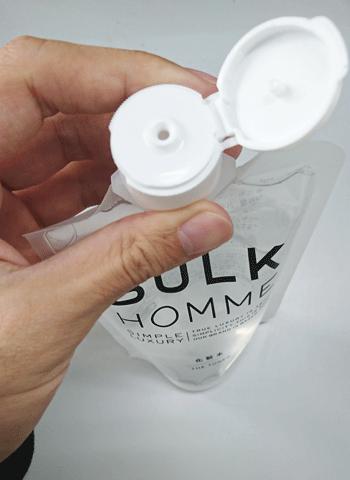 バルクオムの化粧水