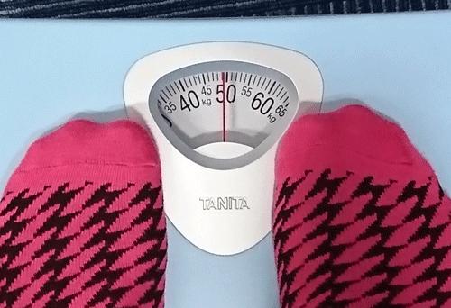 アンファットカプセルで50キロ以下になった体重