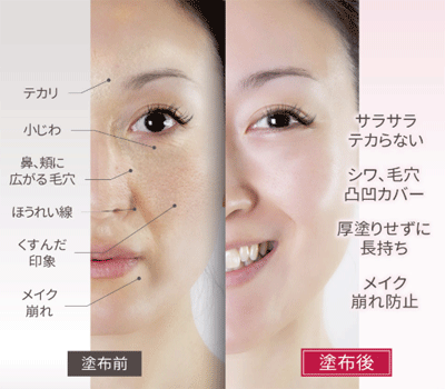 ツル肌(tsuru肌)の効果を調べました